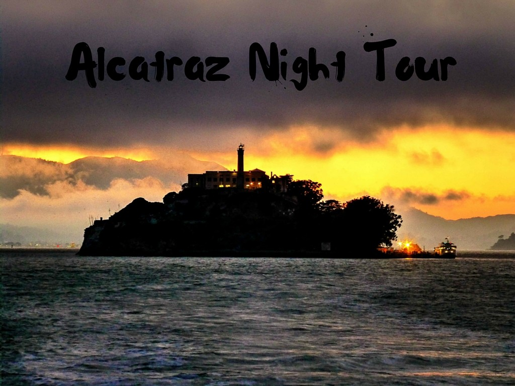 Alcatraz Night